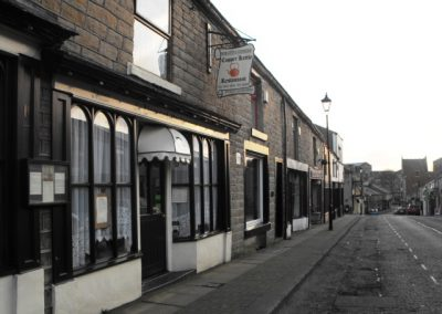 THI Accrington- Shops of the past