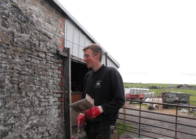 Training day for Hawthorn Estates apprentices