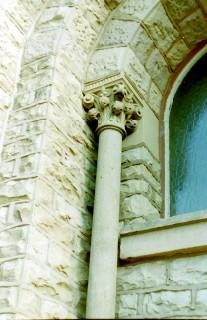 Heritage colums